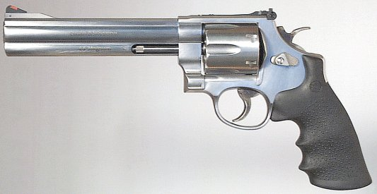 Smith and Wesson 629 44 Magnum Revolver